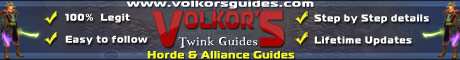 The Ultimate Wow Twink Guides!!